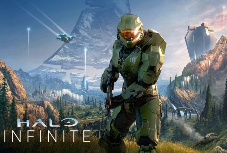 Halo Infinite: Ecco la Cover Art