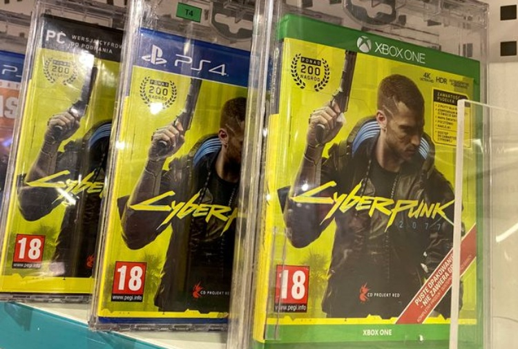 Cyberpunk 2077 rimosso dal Playstation Store